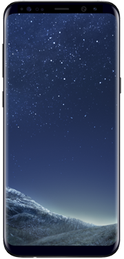 Samsung Galaxy S8+ Front