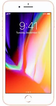 iPhone 8 Plus devant verso